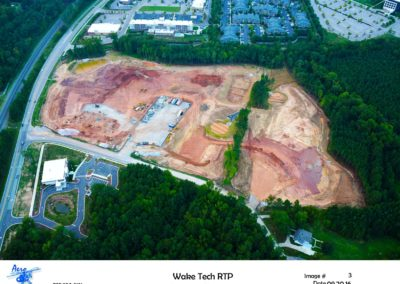 Wake Tech Community College RTP Campus