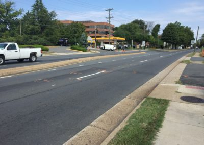 Northfax Intersection and Drainage Improvements