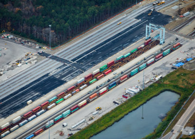 Virginia International Gateway Rail Yard Expansion, Phase II