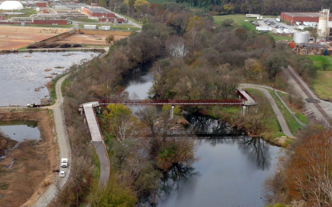 Roanoke River Greenway, Tinker Creek Connection