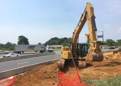 I-95 Safety Improvements at Rt. 3