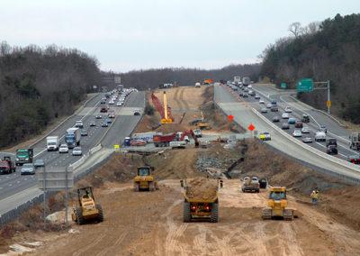 I-95 HOT Lanes, Segment 1