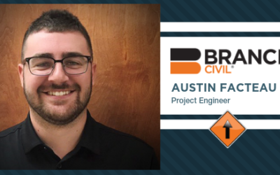 Austin Facteau Welcomed as Project Engineer