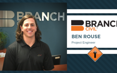 Branch Civil Welcomes Rouse