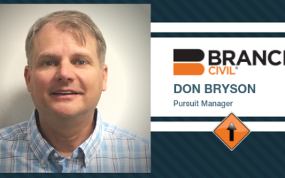Pursuit Manager Don Bryson Welcomed