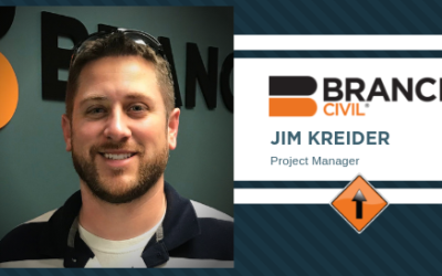 Kreider Joins Branch Civil Team