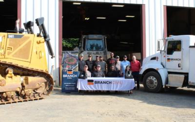 Branch Civil Launches Apprenticeship Program